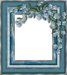 Printable florall, cowboy, bowling, cat frames.  Site in French.