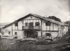 Caserío Jauregi, hacia 1978 (ref. 05877)