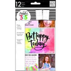 Me & My Big Ideas - Create 365 The Happy Planner - Page Protectors - MINI