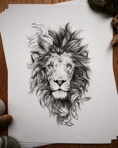 Have main be mandala style - Ide Tattoos Leo Tattoos, Future Tattoos, Animal Tattoos, Body Art Tattoos, Small Tattoos, Mini Tattoos, Tattos, Tattoo Sketches, Tattoo Drawings