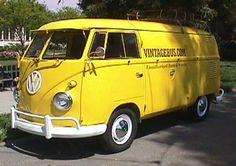 1960 T1 VW Panel bus doble door