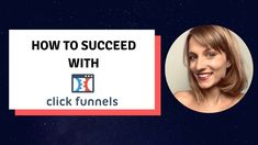 How to succeed with clickfunnels affiliate program - business ideas entrepreneur Self Business, Start Up Business, Business Ideas, Online Business, Affiliate Marketing, Social Media Marketing, Online Marketing, Make Money Online, How To Make Money