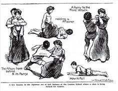 Women's Self-defense in Victorian England.