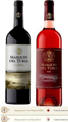 Bodegas Vicente Gandia, por los 2 galardones de bronce conseguidos en el International Wine & Spirit Competition del Reino Unido