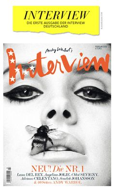 First Edition INTERVIEW Germany with Lizzy Grant a.k.a. Lana Del Rey