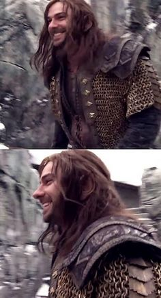 Love happy smiling Kili!