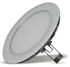OLPRO SMD ROUND PANEL LIGHT - Push Fit