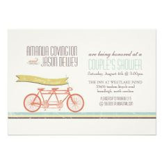 =>>Cheap          Tandem Bicycle Couples Bridal Shower Vintage Look Announcements           Tandem Bicycle Couples Bridal Shower Vintage Look Announcements you will get best price offer lowest prices or diccount couponeDeals          Tandem Bicycle Couples Bridal Shower Vintage Look Announc...Cleck Hot Deals >>> http://www.zazzle.com/tandem_bicycle_couples_bridal_shower_vintage_look_invitation-161613700685588307?rf=238627982471231924&zbar=1&tc=terrest