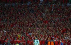Euro 2016 | O texto que eu não queria escrever e que o Ronaldo me obrigou a escrever