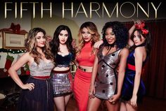 FIFTH HARMONY ♡ Ally Brooke, Fith Harmony, X Factor, Camila And Lauren, Dinah Jane, Best Dance, Second Season, Dance Moves, Camila Cabello