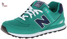 New Balance ML 574 POG Schuhe polo green-navy-white - 49 - Chaussures new balance (*Partner-Link)