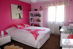 creative room ideas 30 Feminine room ideas for teen girls