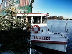 Märchenschiffe am Jungfernstieg in #Hamburg // #DADDYlicious #Weihnachtsmarkt