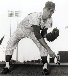 Nolan Ryan, New York Mets, 1968