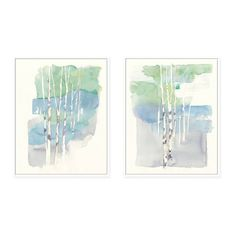 Aspen Framed Wall Art