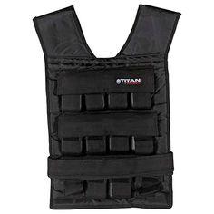 BESTSELLER! 60 Lb. VForce Weight Vest Made in USA 247