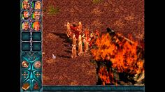 Konung Legends of the North PC 1999 Gameplay