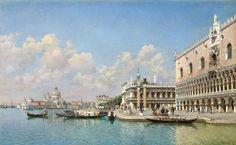 Federico del Campo - private collection? Venice (c. 1914)   por lack of imagination