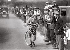 Le Tour de France dans les années 30