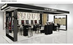 Giorgio Armani and shu uemura Coming to The Bay! New Concept Stores for L'Oreal Luxe Brands