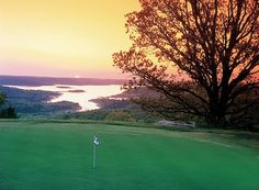 Top of the Rock Golf Course, Hollister (Branson), MO.  Jack Nicklaus design