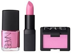 NARS 'Laced with Edge - Modern Future' Roman Holiday Lip, Cheek & Nail Set