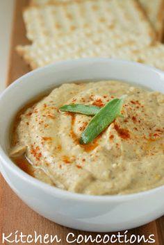 Kitchen Concoctions: Baba Ganoush