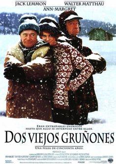 Dos viejos gruñones - Película 1993 DVD SIGMARLIBROS
