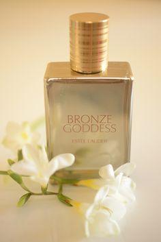 Our favorite sun-kissed fragrance - Estée Lauder Bronze Goddess Eau Fraiche Skinscent