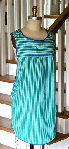 Vintage Notions Men's Shirt Apron INSTANT DOWNLOAD | Amybarickman.com