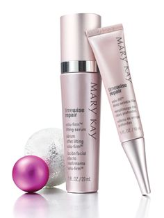 If you believe in yesterday, here's the perfect set. One immediately fills in deep wrinkles and makes them appear to be visibly plumped while the other helps provide the appearance of youthful firmness, volume and lift. Together, the future's looking good! Set includes: TimeWise Repair® Volu-Fill™ Deep Wrinkle Filler TimeWise Repair® Volu-Firm® Lifting Serum