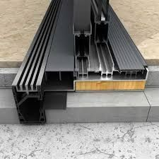 Image result for threshold drain channel