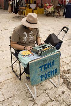 https://flic.kr/p/zsgCUv | Poesía por María Helena del Pino | Malamarket 10/10/2015