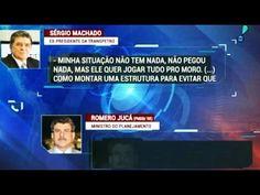 ÁUDIO COMPLETO ENTRE ROMERO JUCÁ E SÉRGIO MACHADO - LAVA JATO - 23/05/2016