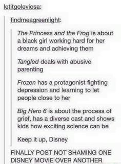 DISNEY IS THE BEST