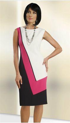 Glamourous Sleeveless Church Dresses