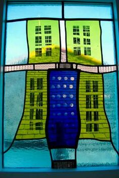 Stained Glass Studio - Contemorary Glass