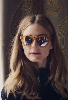 Olivia Palermo's favorite Westward Leaning Sunglasses | favourite style icon | inspiration | women's fashion