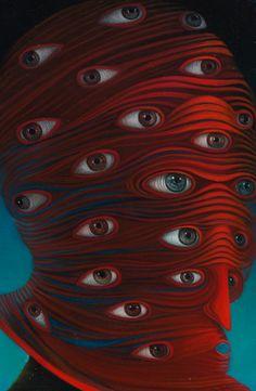 Bridget Tichenor. Velador. 1979  ~art provocateur~