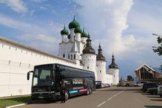 Devant le Kremlin à Rostov-le-Grand #instantVDS16