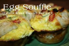 Panerra copy cat egg soufflé using puff pastry this is easy recipe