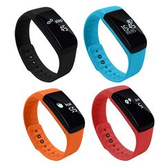 UP8 Smart Watch Bracelet Band Trajectory Record Heart Rate Monitor Sleep Sport Pedometer For Andriod/IOS Smart Phone