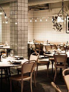 Special Kvist and Star lights from Ӧrsjö AG restaurang by Jonas Bohlin and Dinelljohansson