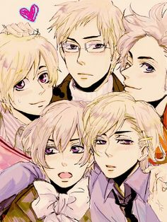 AREN'T THEY CUTE?! Nordics