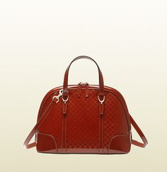 """Classic. Beautiful. Red. (Unfortunately """"Gucci handbag"""" is NOT a line item in this year's budget...)"""