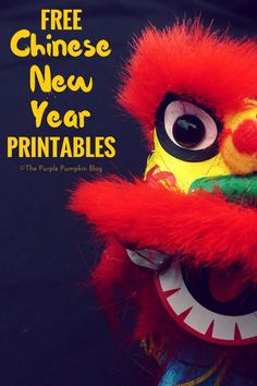 Free Chinese New Year Printables. If you love to celebrate the Chinese New Year at home, you will love these fun and festive printables! Chinese New Year Crafts For Kids, Chinese New Year Gifts, Chinese New Year Activities, Chinese New Year Design, Chinese New Year Poster, Chinese New Year Decorations, New Years Activities, New Years Poster, Literacy Activities