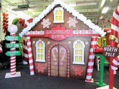 Hasil gambar untuk santa's workshop party