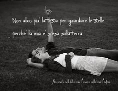 Nero come la notte dolce come l'amore caldo come l'inferno: non alzo più la testa per guardare le stelle perchè la mia è scesa sulla terra.. (cit.)