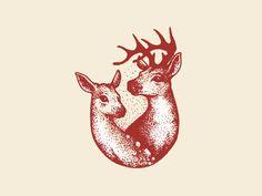 Couple of Deer