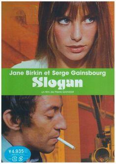"""Jane Birkin et Serge Gainsbourg """"Slogan"""""""